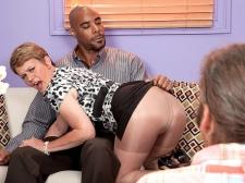 Marla's Wet crack Is An Employee Benefit