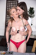 Now 50, Sindi Star returns for young meat-thermometer!